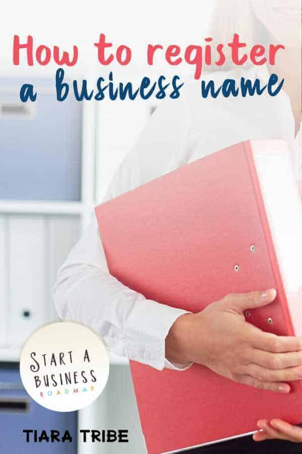In this series, you'll find the full checklist to start a business - including how to register your business name