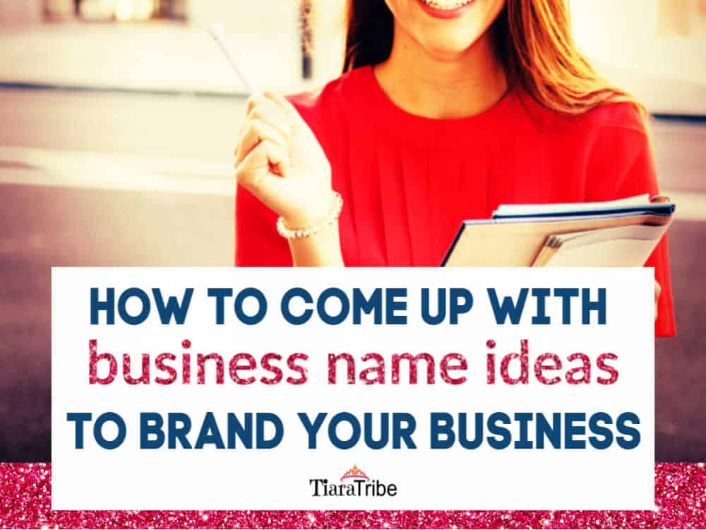 How To Come Up With Unique Business Name Ideas In 3 Simple Steps