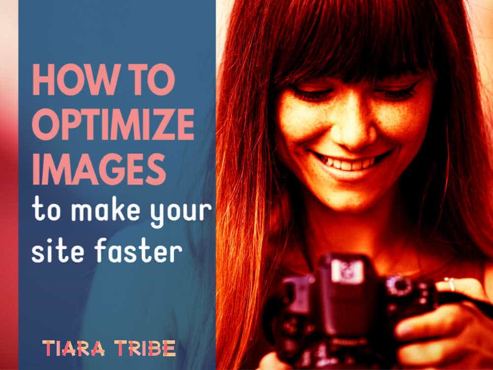 How to optimize images to speed up your site