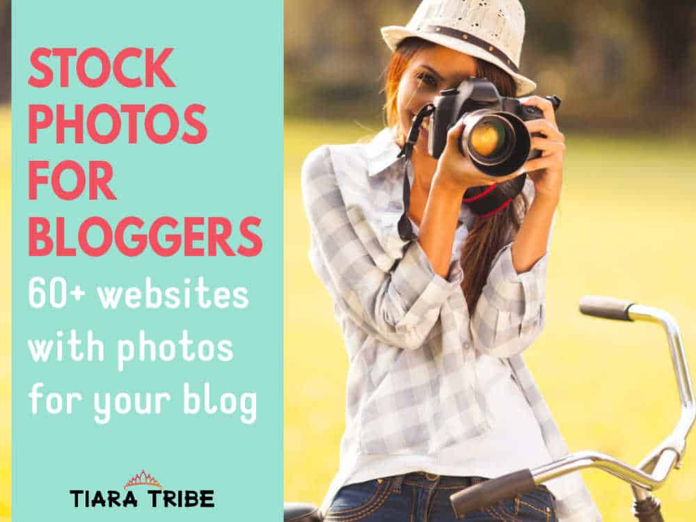 Stock photos for bloggers: 60+ websites with photos for your blog
