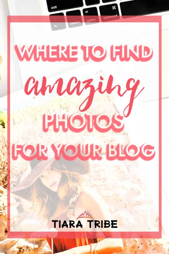 Where to find awesome blog pictures right now