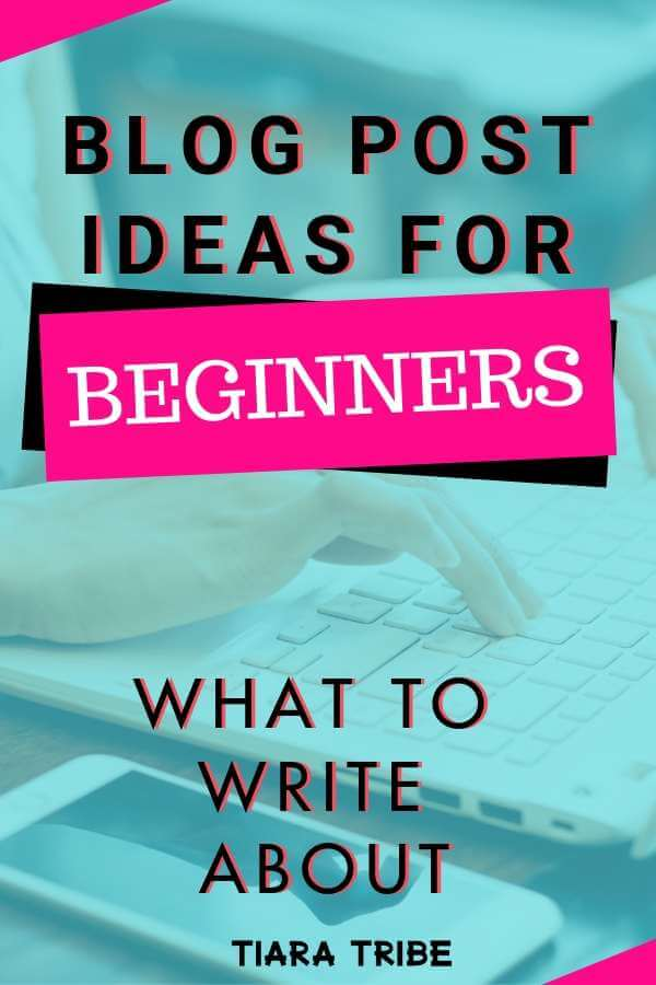 Looking for blog post ideas? Here's a free 2-page guide with my personal system for coming up with blog post ideas
