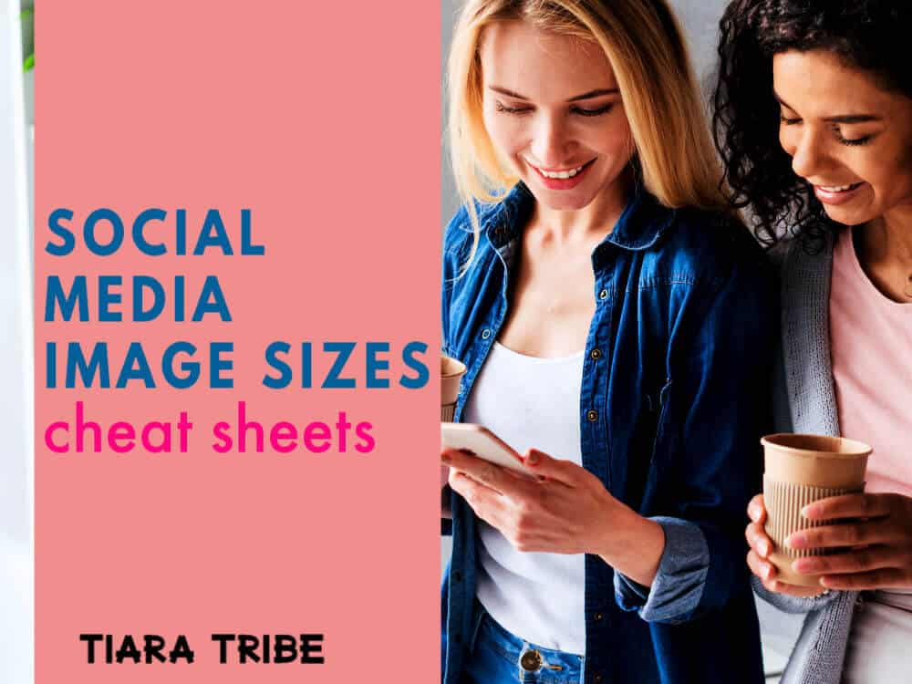 Social media image sizes: The best online cheat sheet of standard image sizes