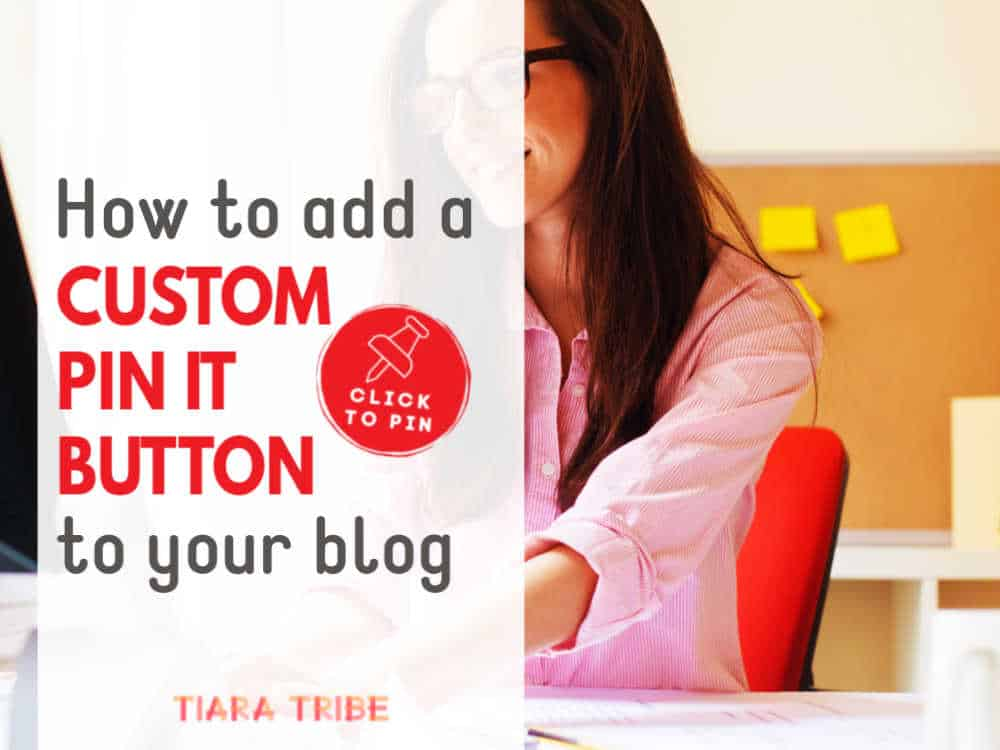 How to Add a Custom Pinterest Pin It Button to your WordPress Site