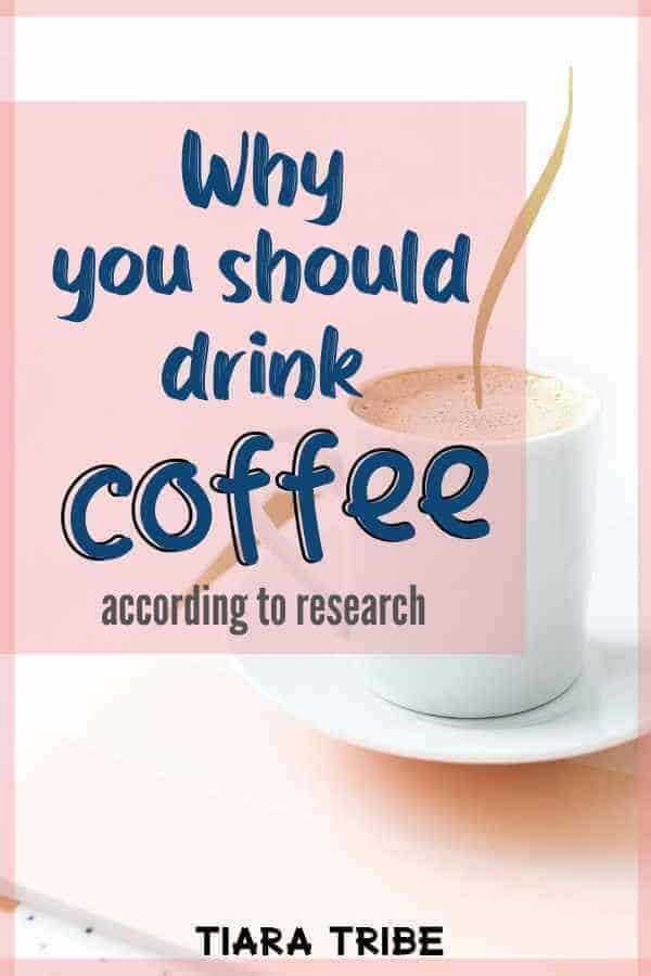 The benefits of drinking coffee for your health and skin - just the facts