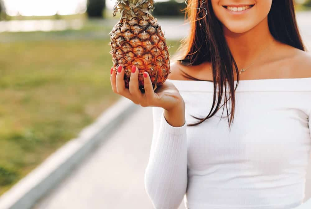 Pineapple is good for you and has many benefits