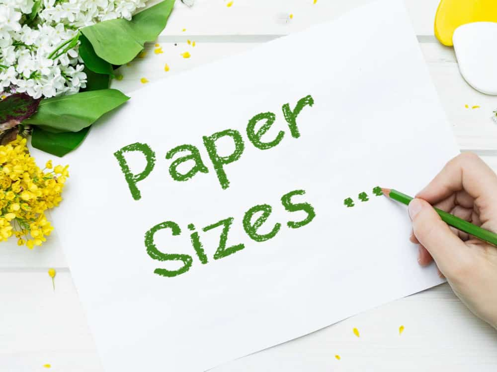 Paper Sizes: US & International Paper Sizes, Comparisons & Cheat Sheet