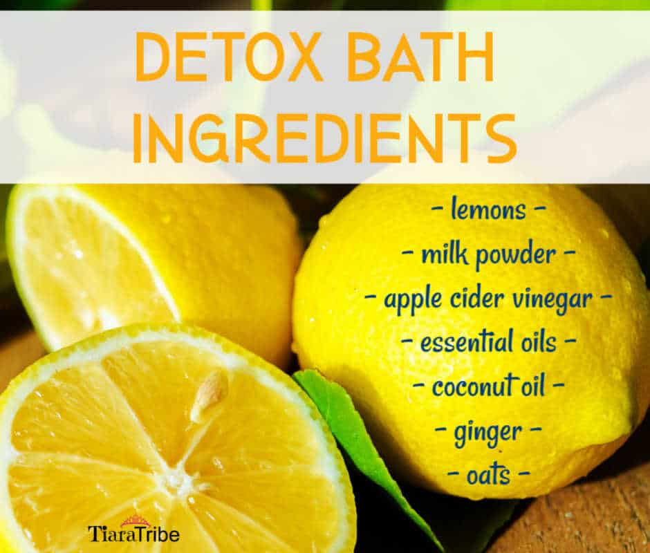 Best detox bath