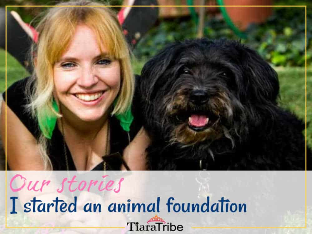I started my own charity and freelance as an animal behaviorist