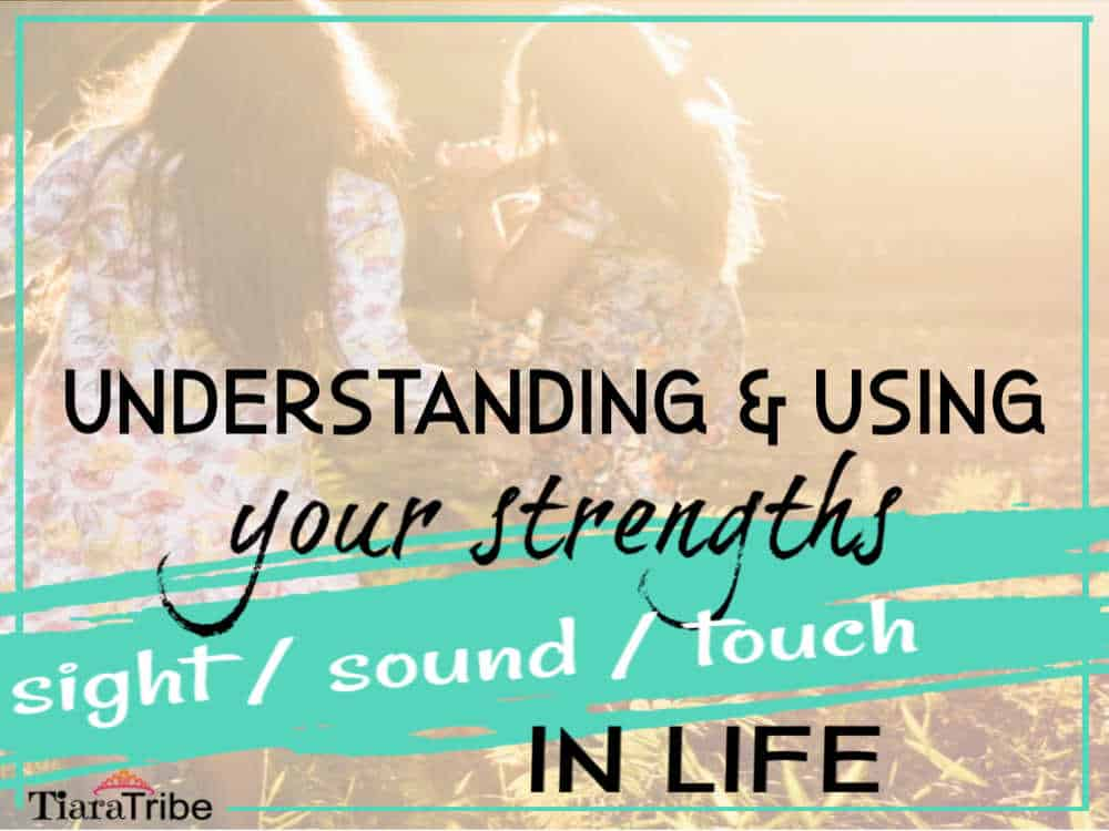 How to use sight, sound or touch to shine in life | Quiz