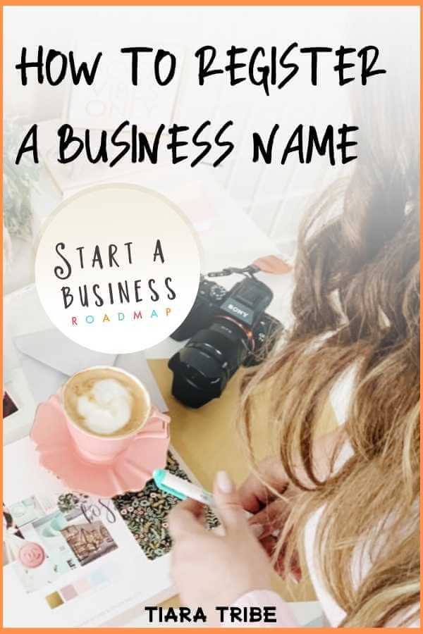 From Texas to Ohio, find out how to register a business name and company