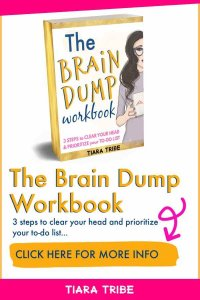 Brain Dump Workbook