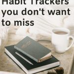 Bullet Journal habit trackers you don't want to miss