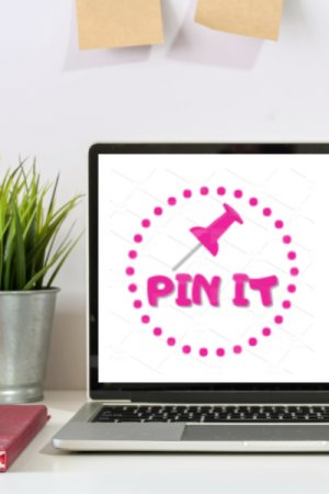 Custom pin it buttons & how to add a custom Pin It button to your blog - Tiara Tribe