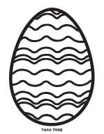 Easter Egg Coloring 3