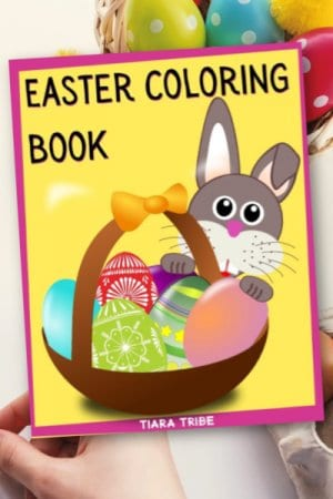 38 Easter coloring pages