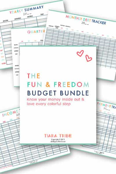 Fun & Freedom Budget Bundle