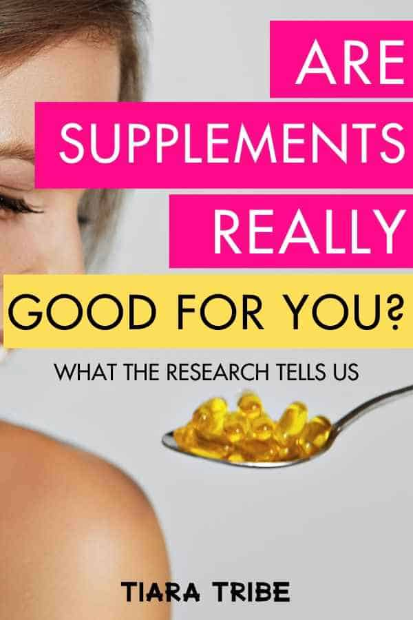 Antioxidant supplements: what the research tells us and if they really fight free radicals