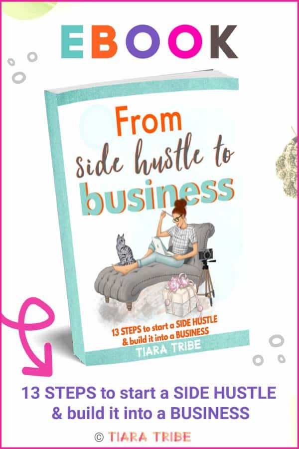 From Side Hustle to Business ebook