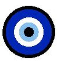 Nazar amulet emoji meaning