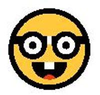 Nerd face emoji meaning