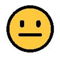 Neutral face emoji meaning