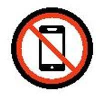 No mobile phones emoji meaning