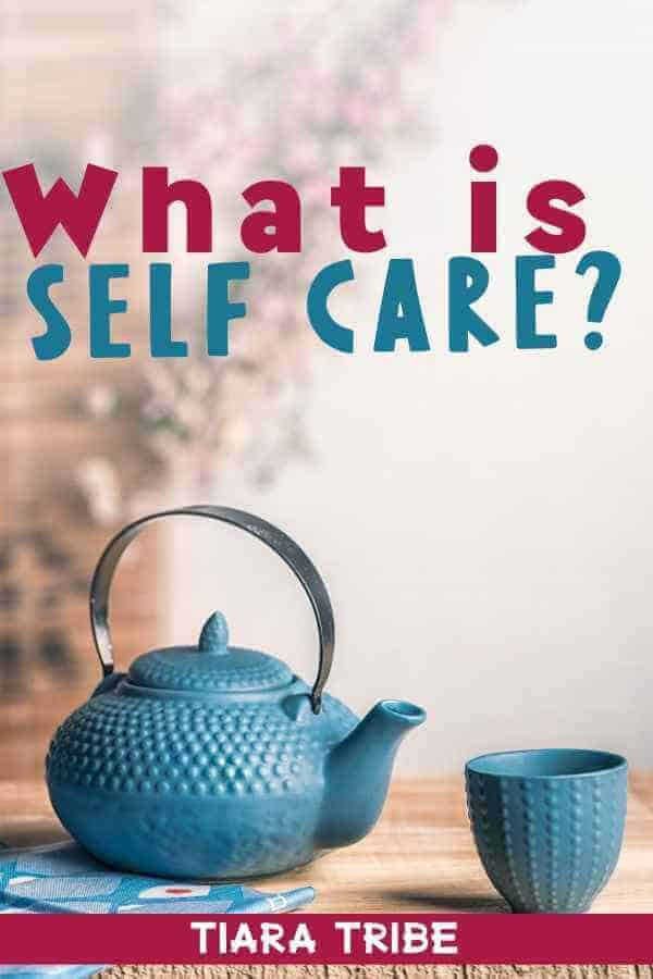 What are the 8 areas of self care and how do you do self care?