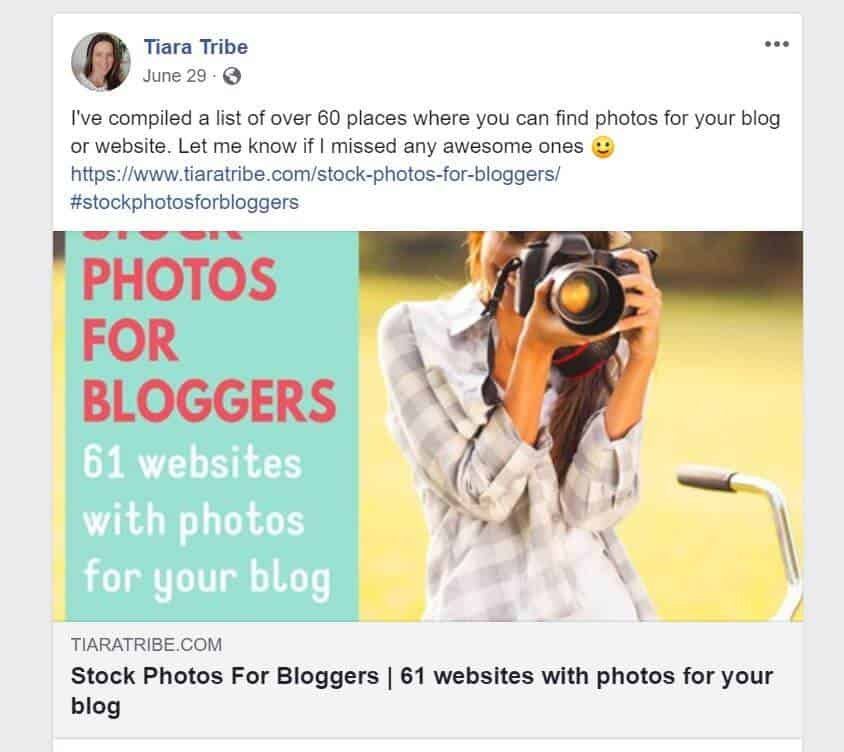How not to get your images cut off in Facebook