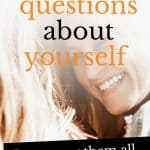 Trivia questions about yourself